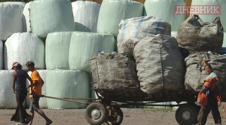 Битови отпадъци, Фотограф: Асен Тонев Дневник