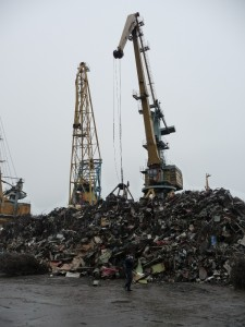 Снимка: Община Бургас. От 13 юли влизат в сила две тежки ограничения за българския бизнес, занимаващ се с рециклиране на черни и цветни метали