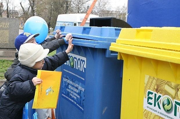 Хората ще започнат да събират разделно при наличието на повече пунктове за рециклиране и уверения, че отпадъците действително се преработват, показва проучване на Евробарометър. © снимка: Sofia Photo Agency, архив