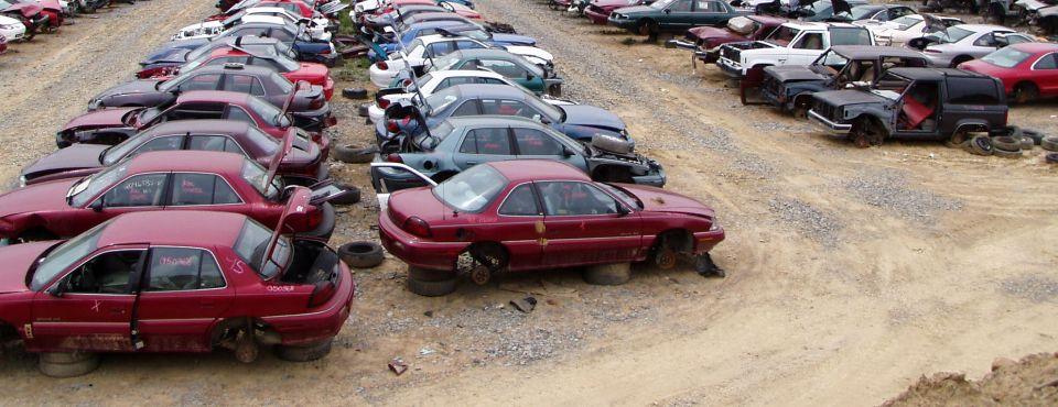 В края на живота си превозните средства, са подходящи не само за претопяване. Снимка: © Метал Еколъджи ЕООД