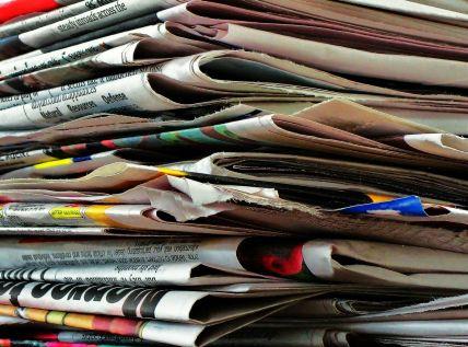 Вестниците се разлагат в природата от един месец до цял сезон