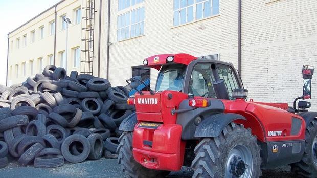 """Заводът на """"Екомедиана рисайклинг"""" е на обща площ от 2200 кв.м и е производство на датската Еldan Recycling © Капитал"""