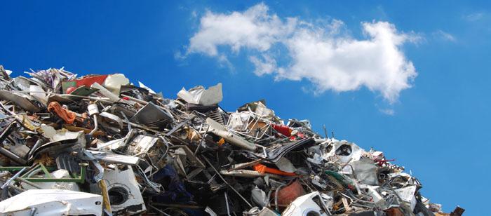 2347 килограма в секунда. Такова е темпото, с което светът бълва електронни отпадъци. Снимка © WEEZO