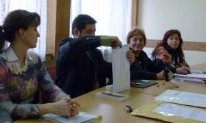 Конкурсна комисия отвори предложенията на участниците в процедурата.