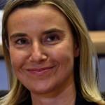 Федерика Могерини, Върховен представител на ЕС по въпросите на външните работи и политиката на сигурност и зам.-председател на ЕК