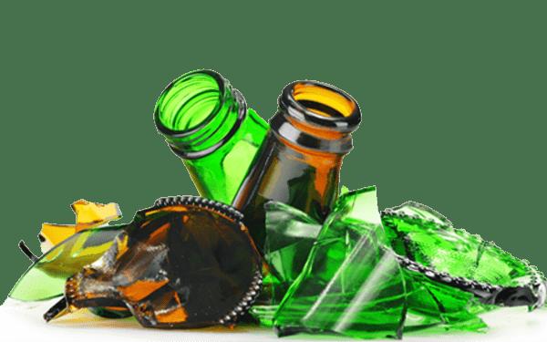 Пламси ООД - Рециклируеми суровини от стъкло