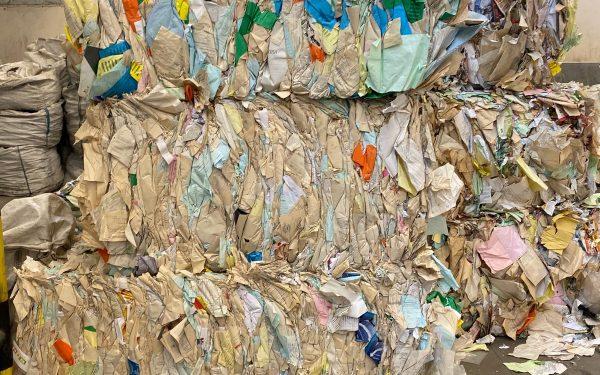 Пламси ООД - Рециклируеми суровини от хартия