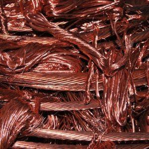 Рециклируеми суровини от цветни метали