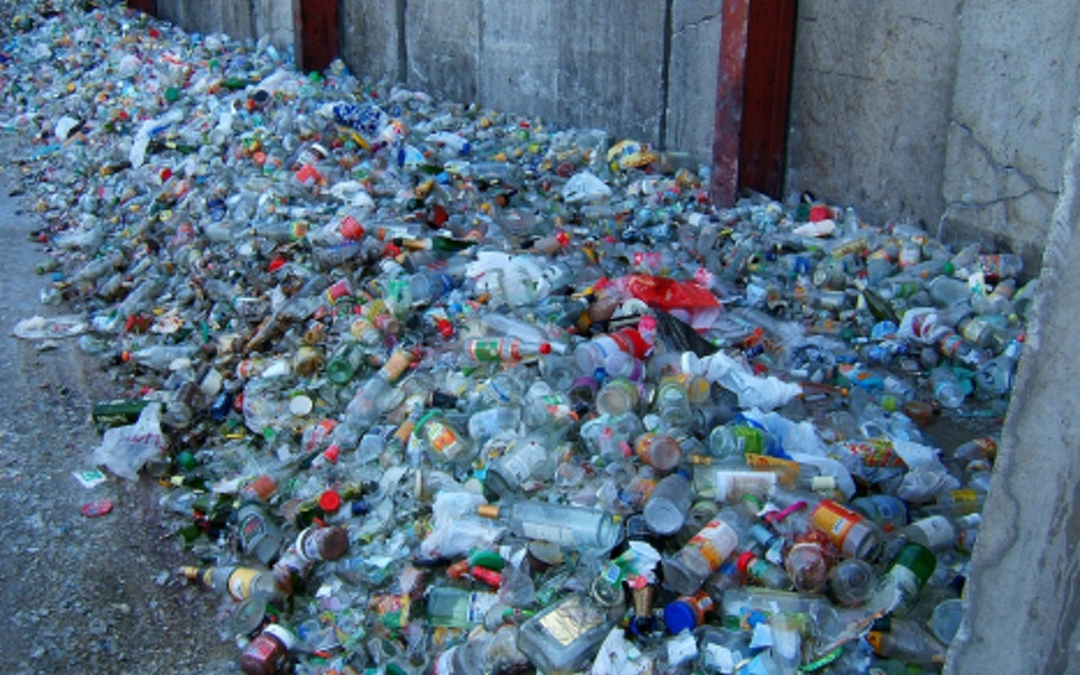 Рециклируеми суровини от стъкло